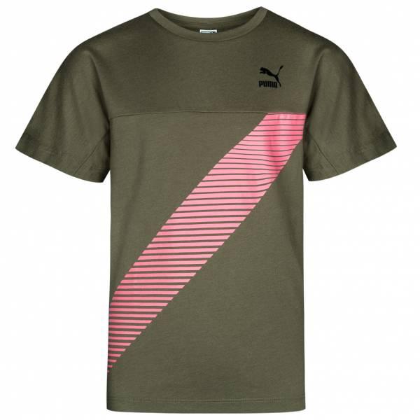 PUMA Evo Trend Tee Kinder T-Shirt 592676-14