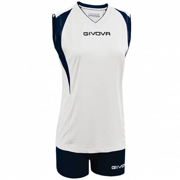 Givova Kit Spike Damen Volleyball Trikot-Set 2-teilig KITV07-0304