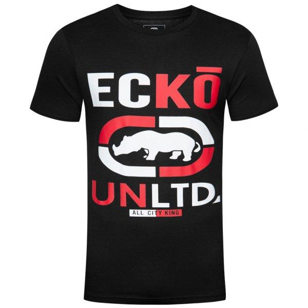 Ecko Unltd. Brands Hatch Herren T-Shirt ESK04300 Anthracite