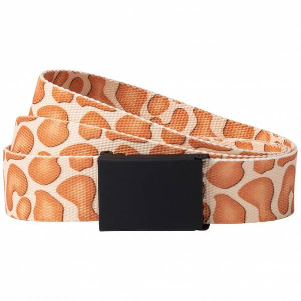 MSTRDS Animal Print Belt 10484 Giraffe