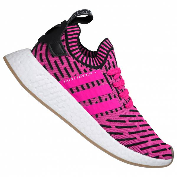 adidas Originals NMD_R2 Primeknit Boost Sneaker BY9697