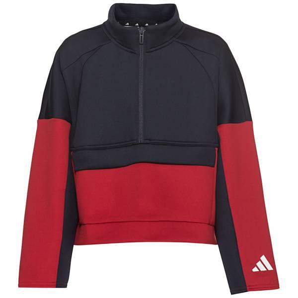 adidas ID Half Zip Kinder Trainingsjacke ED4648