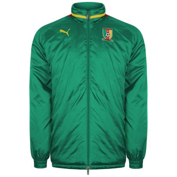 Kamerun PUMA Herren Winterjacke Coach Jacke 739536-04