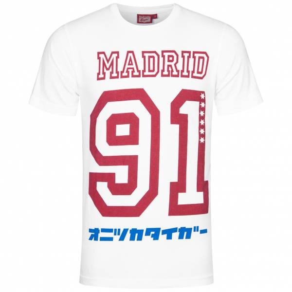 ASICS Madrid 91 City Pack Graphic Herren T-Shirt 7408RL-0001