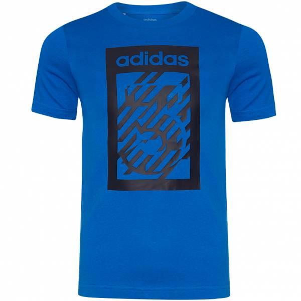 adidas Box Jungen T-Shirt FM0730