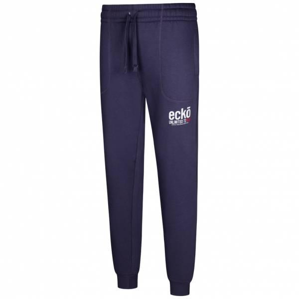 Ecko Unltd. Speciale Logo Jog Pants Jogginghose ESK4329 Peacoat