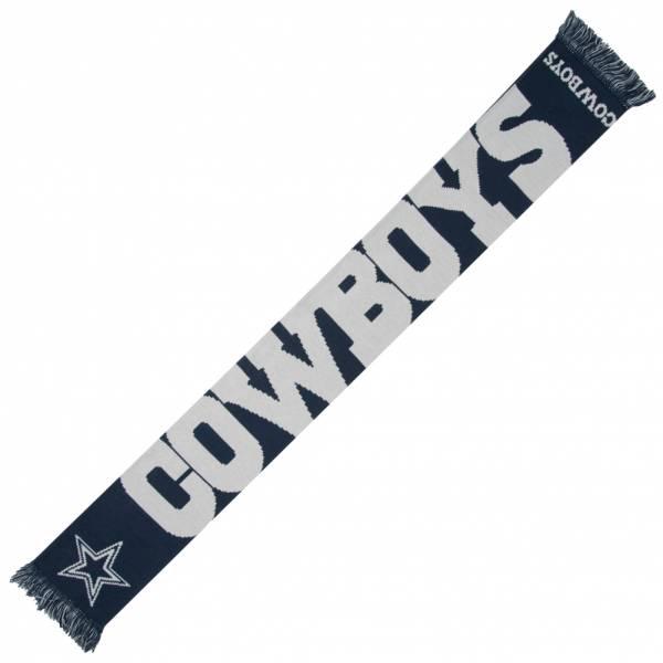 Dallas Cowboys NFL Sciarpa Wordmark Fan Scarf SVNF16WMDC