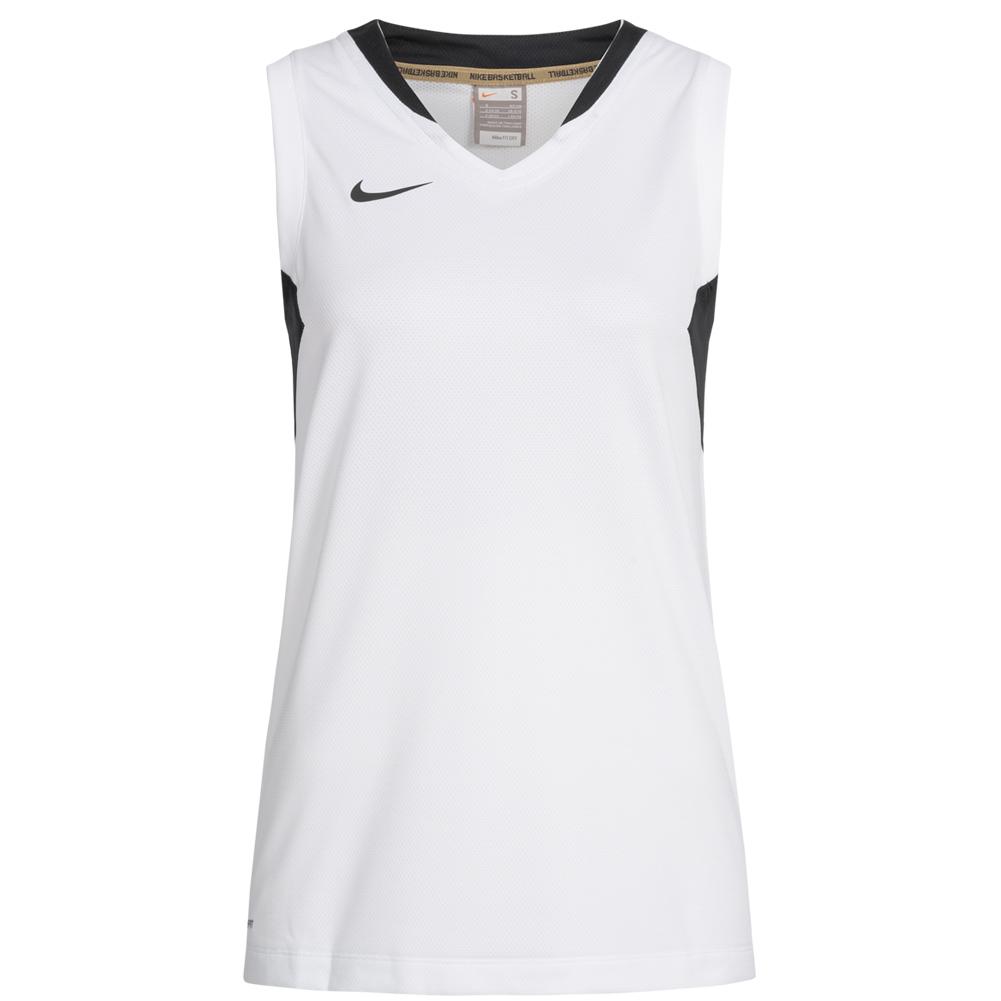l'atteggiamento migliore abile design gamma completa di articoli Canotta Nike Gold Donna Basket Maglietta 330913-100