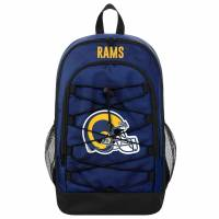 Los Angeles Rams NFL Bungee Fan Rucksack BPNFBNGSR