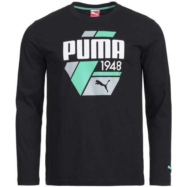 PUMA FD SP Casual Strip Heren Longsleeve T-shirt 830021-01