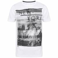 DNM Dissident Liberty Herren T-Shirt 1C12398 Optic White