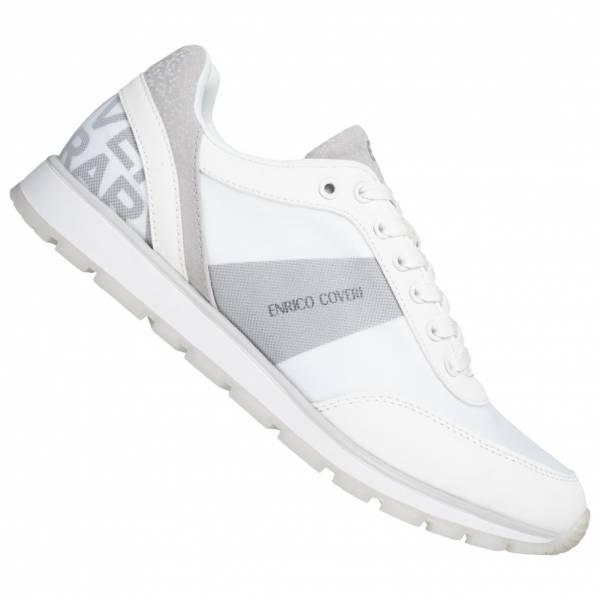 ENRICO COVERI White Herren Sneaker ECM01374501
