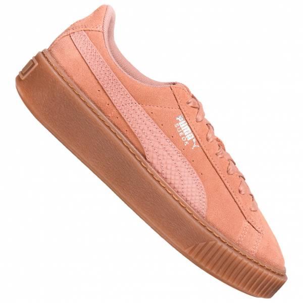 33f1fb432e7c PUMA Suede Platform Animal Women s Sneaker 365109-02 ...