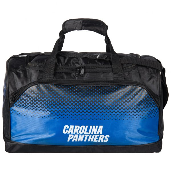 Carolina Panthers NFL Fade Holdall Sporttasche ...