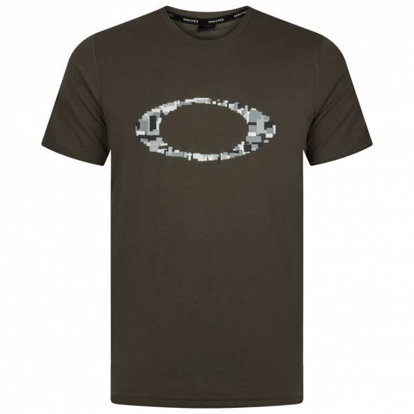 Oakley Ellipse Digital Herren T-Shirt 457341-86V