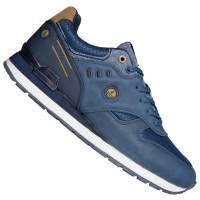 NAVY SAIL Jeans Cuoio Herren Sneaker NSM01300502