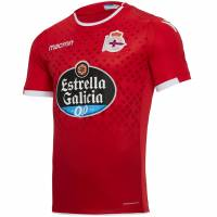 Deportivo La Coruna macron Herren Auswärts Trikot 58026963