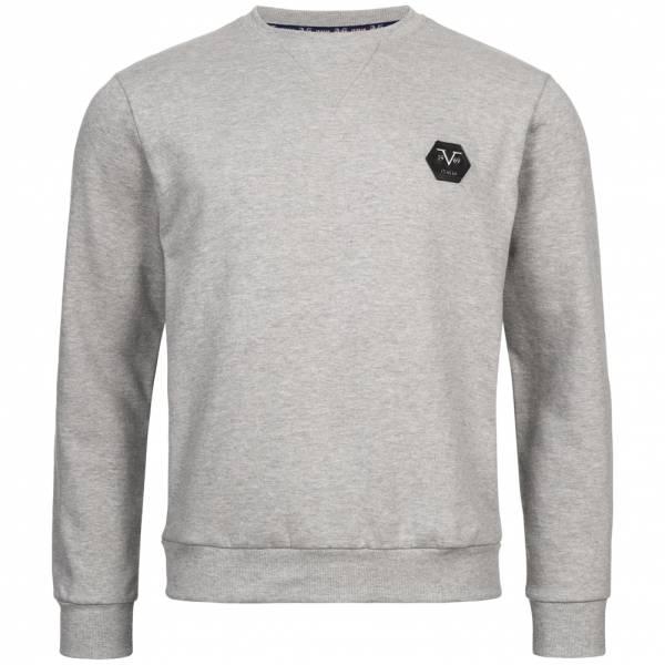 19V69 Versace 1969 Herren Sweatshirt VI20AI0010 grau