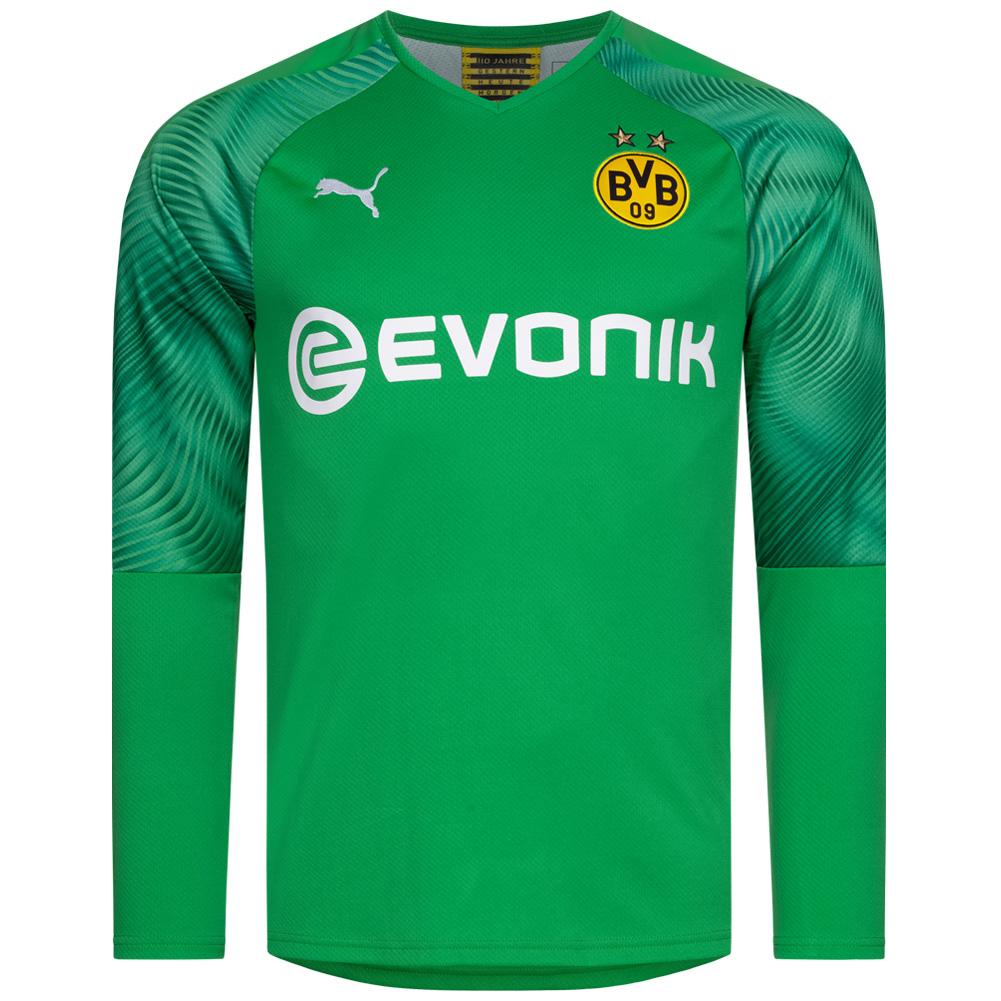 Borussia Dortmund PUMA Uomo Maglia da portiere 755753-03