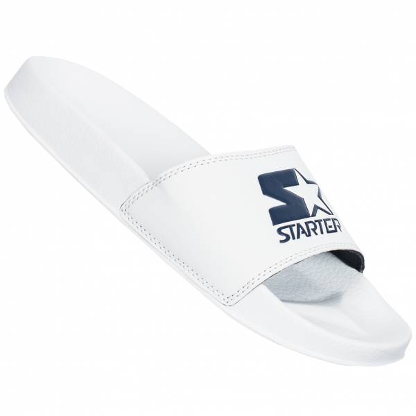 STARTER Slide Badelatschen weiß