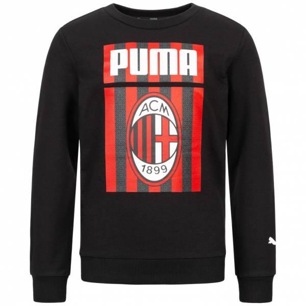 AC Mailand PUMA Kinder Sweatshirt 758248-04
