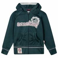 FILA Kinder Fleece Lined Full Zip Sweat Jacke U91493-329