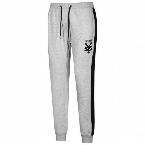 ZOO YORK Invert Herren Jogginghose Sweat Pants ZSK00516 ath grey marl