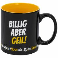 Sportspar.de BILLIG ABER GEIL Jumbo Tasse 0,55L