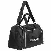 AspenSport Travel Bag Borsa da viaggio nera AS152010-BK