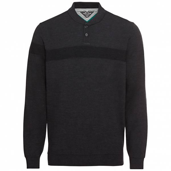 adidas Adipure Tech Henley Herren Golf Sweatshirt FL5533