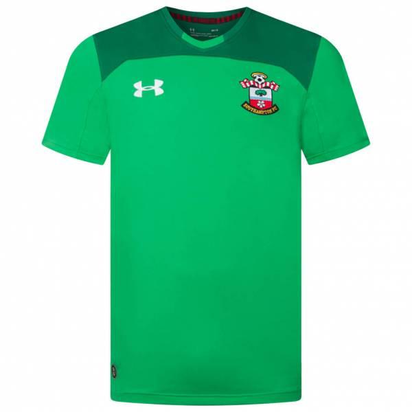 FC Southampton Under Armour Herren Kurzarm Torwart Trikot 1295555-314