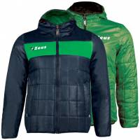 Zeus Giubbotto Apollo 2in1 Herren Wendejacke Navy Grün