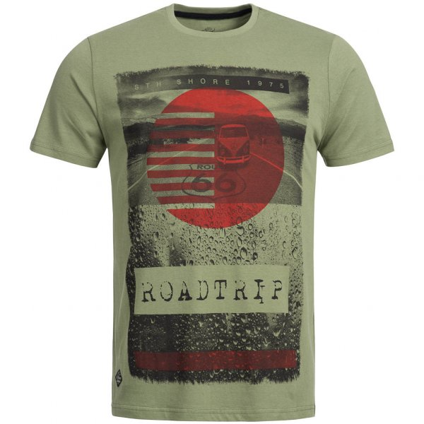 Sth. Shore Roadtrip Herren T-Shirt 1C9467 Olivine Khaki