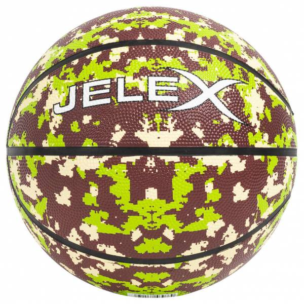 "JELEX ""Sniper"" Basketball green camouflage"