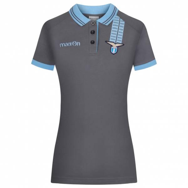 Lazio Rom macron Damen Fan Polo-Shirt 58091263
