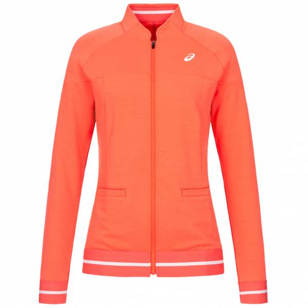 ASICS Club Knit Women Tennis Jacket 122774-0552