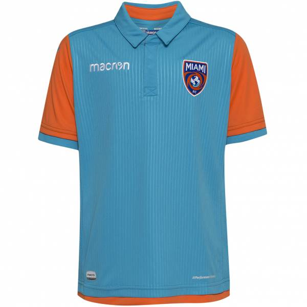 Miami FC macron Authentic Kinder Heim Trikot 58022541