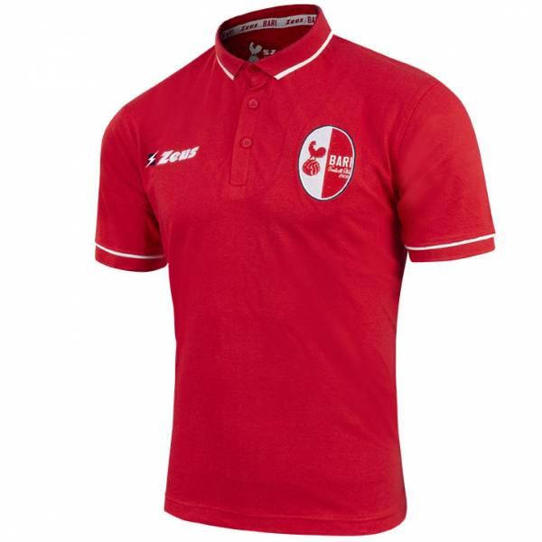 SSC Bari Zeus Herren Polo-Shirt BAR24