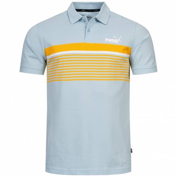 PUMA Essentials+ Stripe Herren Polo-Shirt 854259-18