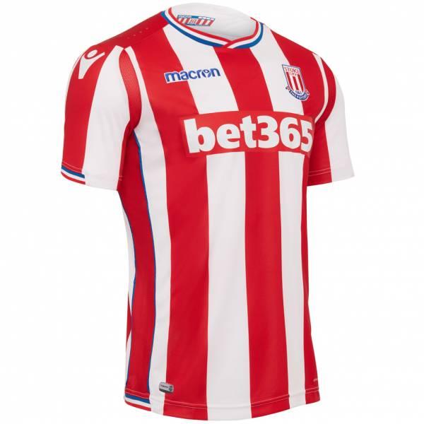 Stoke City FC macron Herren Heim Trikot 58081648