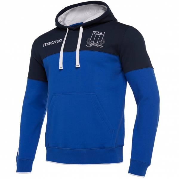 Italien FIR macron Rugby Herren Freizeit Hoodie 58097834