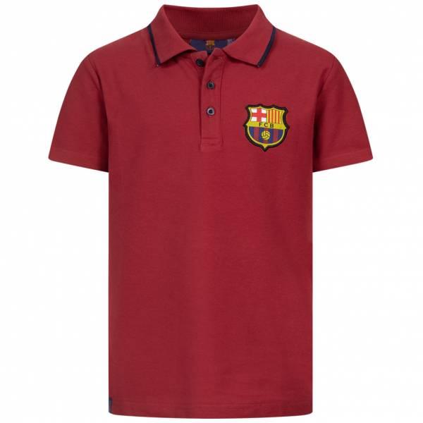 FC Barcelona Barca Kinder Polo-Shirt FCB-3-258