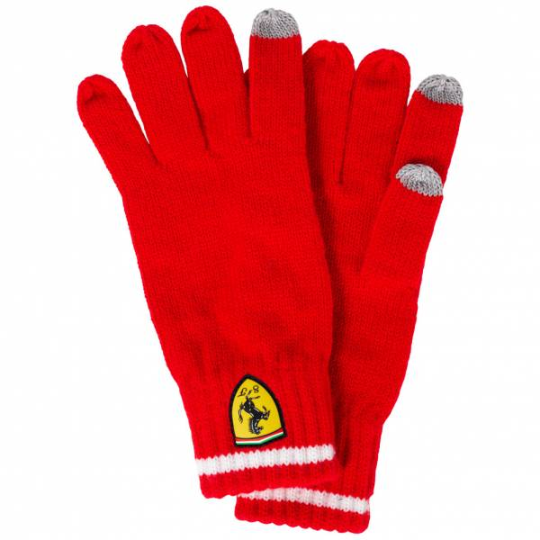 Scuderia Ferrari Knitted Gloves Winterhandschuhe 130181090-600