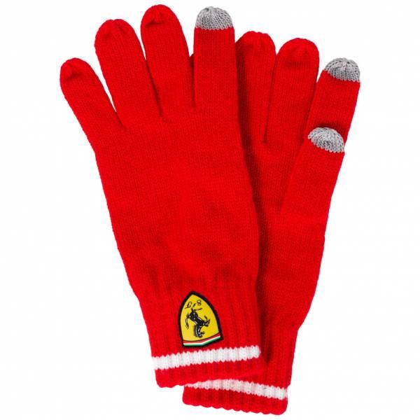 Scuderia Ferrari Knitted Gloves Winter Gloves 130181090-600