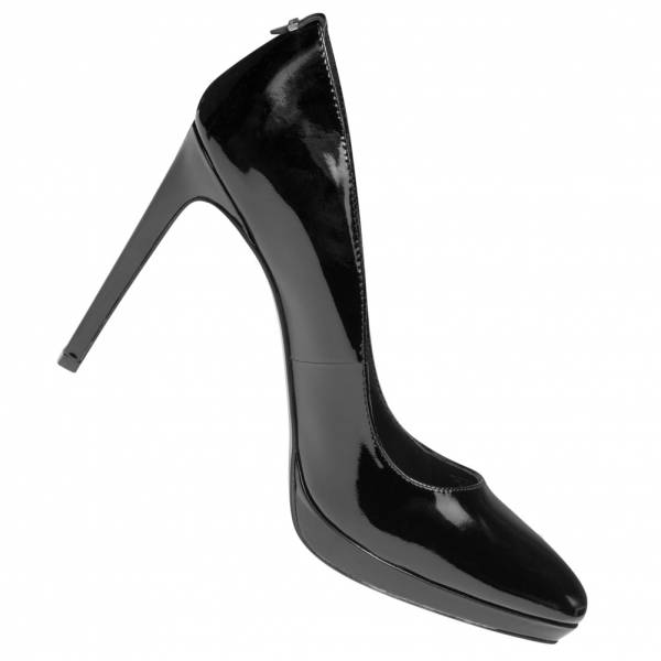 Calvin Klein Sameera Women Stiletto Pumps E5831BLK