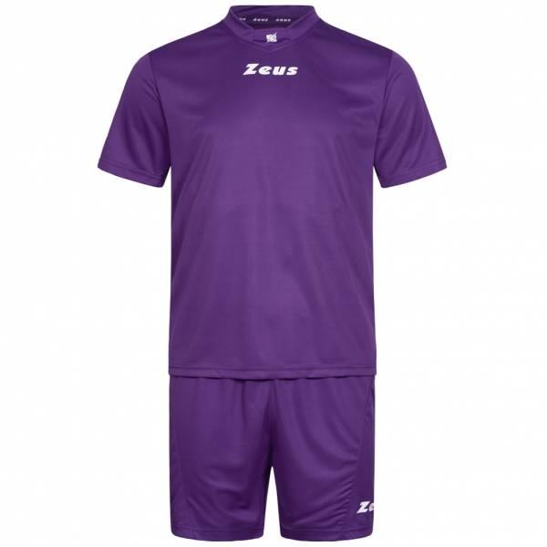Zeus Kit Promo Ensemble de foot 2 pièces violet