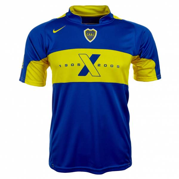 Boca Juniors Heim Kinder Trikot Nike 496903-493
