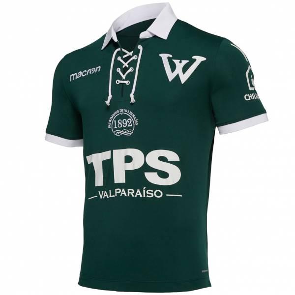 Santiago Wanderers macron Herren Heim Trikot 58023243