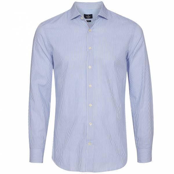 Hackett London Slim Stripe Herren Hemd HM307821-5BP