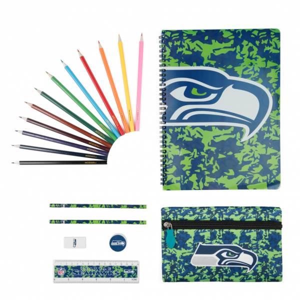 Seattle Seahawks NFL Ultimate Schreibwaren Set STNFLCMULTMSS